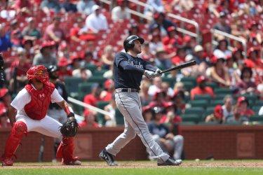 Atlanta Braves Freddie Freeman hits two run home run