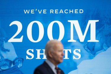 President Biden Holds News Conference on Coronavirus Vaccine Rollout