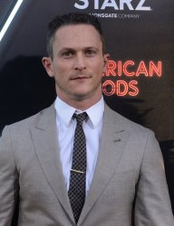 "Jonathan Tucker attends the ""American Gods"" premiere in Los Angeles"