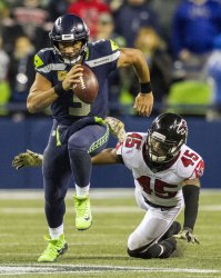 Seattle Seahawks Atlanta Falcons beat the Seattle Seahawks 34-31 in Seattle