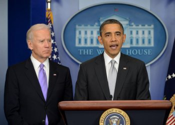 President Obama Discusses Gun Violence and Fiscal Planning in Washington