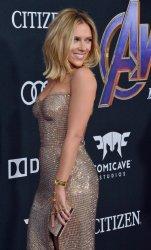 "Scarlett Johansson attends ""Avengers: Endgame"" premiere in Los Angeles"