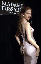 Madame Tussaud's NY unveils Jennifer Lopez interactive wax figure