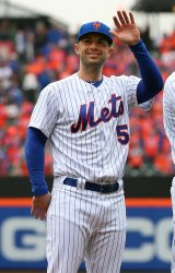 Mets play the Cardinals on Opening Day at Citi Field in New York