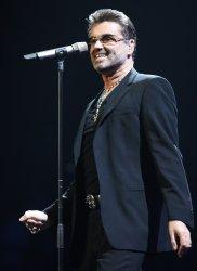 George Michael concert in Las Vegas