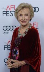 "Cloris Leachman attends ""The Comedian"" premiere in Los Angeles"