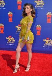 Chanel West Coast attends the MTV Movie & TV Awards in Santa Monica, California