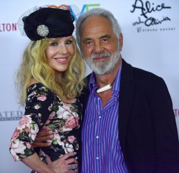 Tommy and Shelby Chong attend Race to Erase MS gala