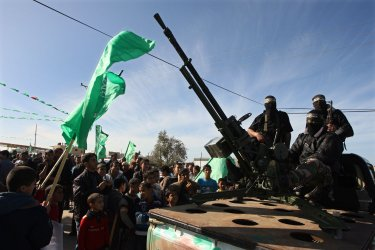 Hamas Leader-in-Exile Khaled Meshaal is Making His First-ever Visit to Gaza.