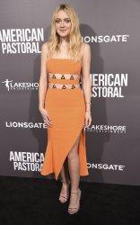 "Dakota Fanning attends a screening of ""American Pastoral""  in Beverly Hills, California"