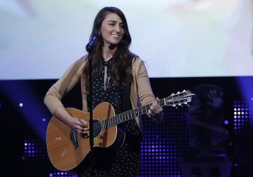 Sara Bareilles at NASCAR Foundation Honors Gala