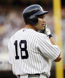 Baltimore Orioles vs New York Yankees at Yankee Stadium in New York