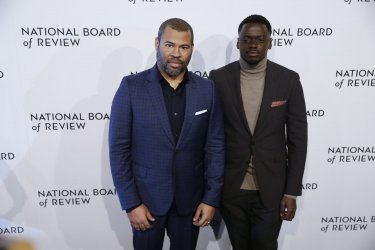 Daniel Kaluuya arrives at The National Board of Review in New York