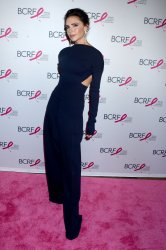 Victoria Beckham at Hot Pink Party in New York
