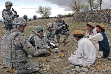 Operation Enduring Freedom in Afghanistan