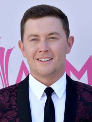 Scotty McCreery attends the 52nd annual Academy of Country Music Awards in Las Vegas