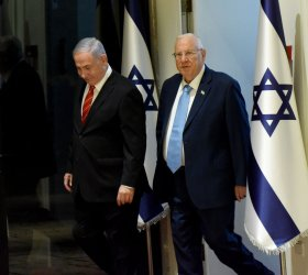 Prime Minister Benjamin Netanyahu Is Tapped To Form New Government