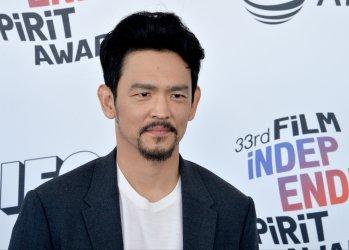 John Cho attends the Film Independent Spirit Awards in Santa Monica, California