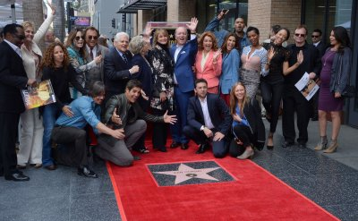 Ken Corday receives star on the Hollywood Walk of Fame