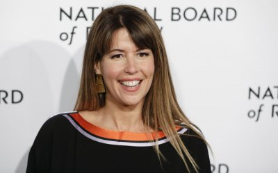 Patty Jenkins arrives at The National Board of Review in New York