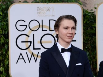 Paul Dano attends the 73rd annual Golden Globe Awards