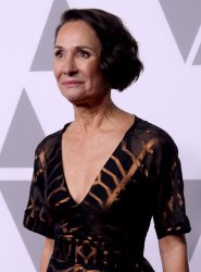 Laurie Metcalf attends the Oscar nominees luncheon in Beverly Hills