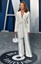 Diane Lane attends Vanity Fair Oscar party 2020