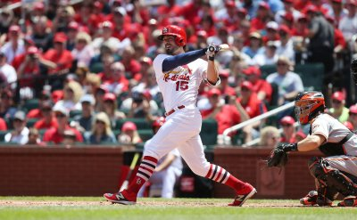 St. Louis Cardinals Randal Grichuk