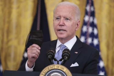 President Joe Biden Holds Event on COVID-19 Strategy and the Delta Variant