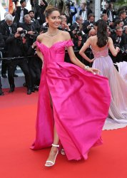 Patricia Contreras attends the Cannes Film Festival