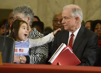 Senate Judiciary Committee holds hearings on Sessions nomination for Attorney-General