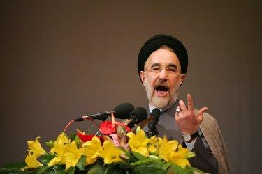 Khatami calls for Iran referendum in Iran