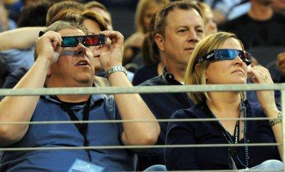 3D Broadcast at Cowboys Stadium