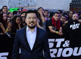 "Justin Lin attend the ""Fast & Furious 6"" premiere in Llos Angeles"