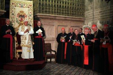 Pope Benedict XVI visits Israel