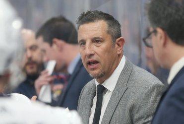 Florida Panthers head coach Bob Boughner