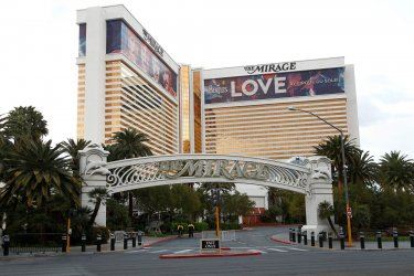 Las Vegas Strip Shutdown