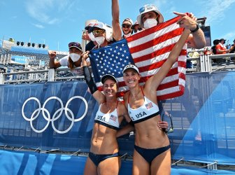 Women's Beach Volleyball at Tokyo Olympics