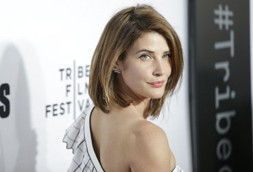 Cobie Smulders at the Tribeca Film Festival