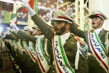 'Ten-Day Dawn' celebrations marking the victory of the Islamic Revolution in Iran