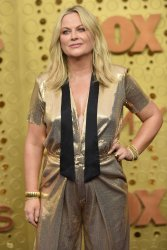 Amy Poehler attends Primetime Emmy Awards in Los Angeles