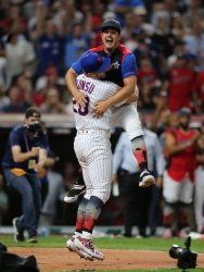 Mets' Pete Alonso wins MLB All-Star Home Run Derby in Cleveland, Ohio