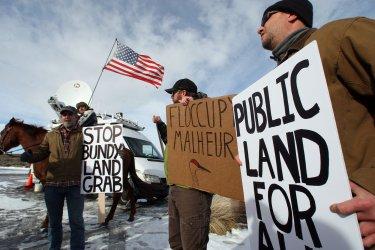 Biologists protest takeover of Malheur National Wildlife Reserve