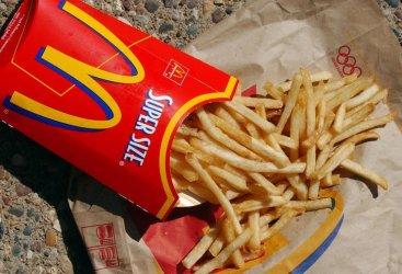 McDonald's to make new fries