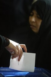 Iranians vote for parliament election