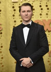 Paul Dano attends Primetime Emmy Awards in Los Angeles