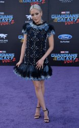"Pom Klementieff attends the ""Guardians of the Galaxy Vol. 2"" premiere in  Los Angeles"