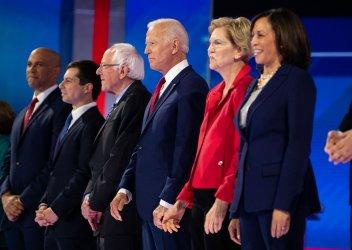 ABC News Democratic Presidential Debate in Houston
