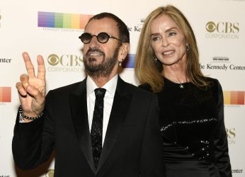 Ringo Starr arrives for Kennedy Center Honors Gala in Washington DC
