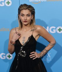 "Paris Jackson attends the ""Gringo"" premiere in Los Angeles"